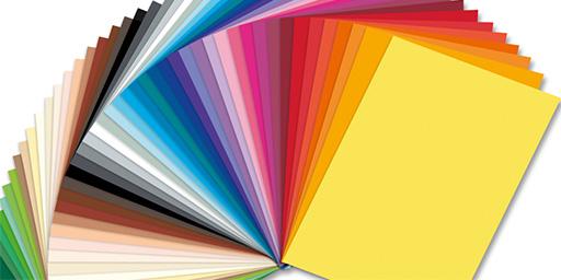 کاغذ-رنگی